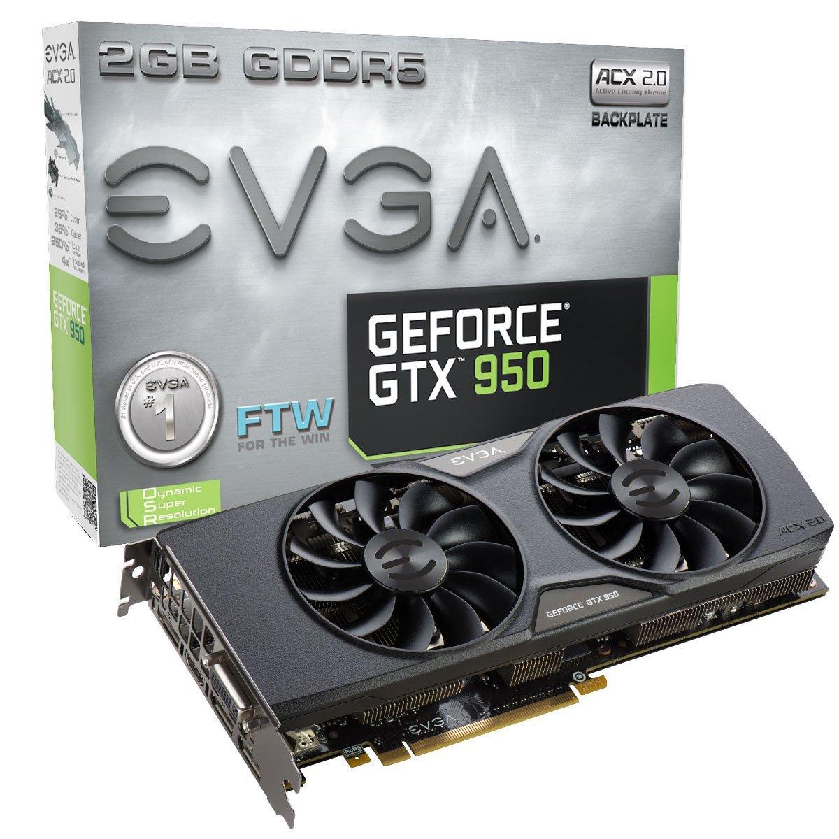 EVGA GTX 950 FTW