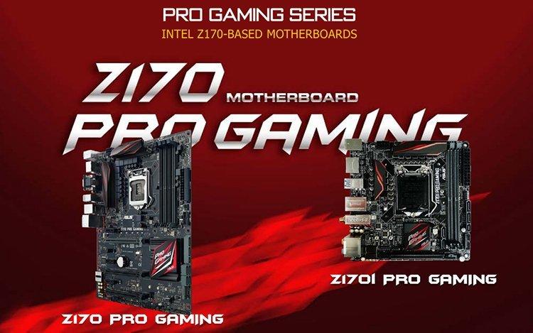 Gamme Pro Gaming