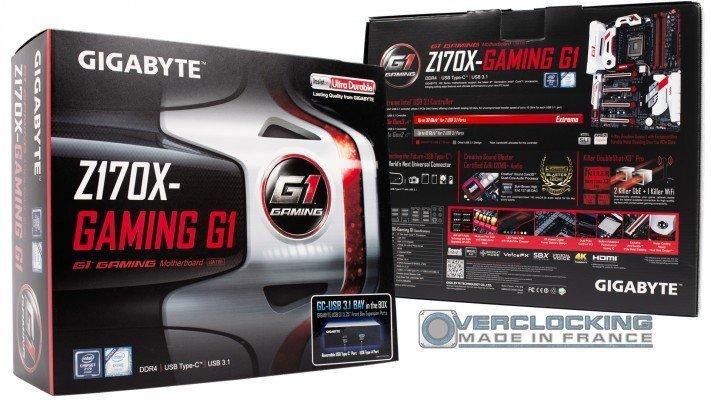 Gigabyte Z170X Gaming G1 3
