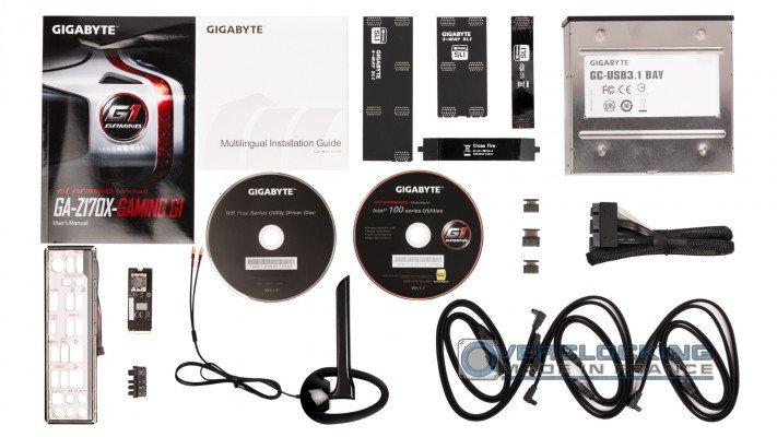 Gigabyte Z170X Gaming G1 4