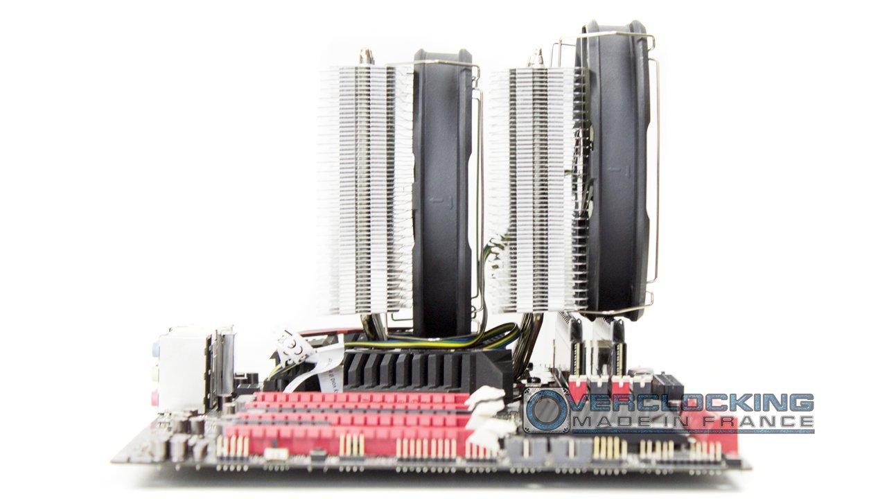 Thermaltake Frio Extreme Silent 14 Dual Installation Intel 5