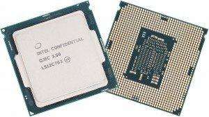 test Intel Core i5 6600K es skylake faces
