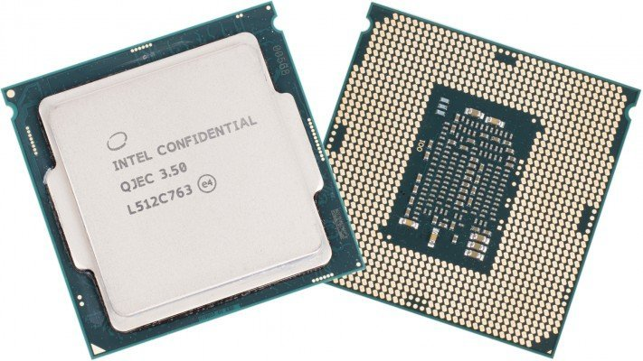 test Intel Core i5 6600K es skylake faces