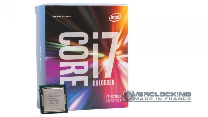 test Intel Core i7 6700K skylake 1