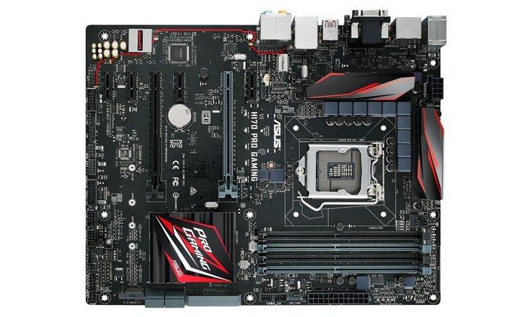 ASUS H170 Pro Gaming