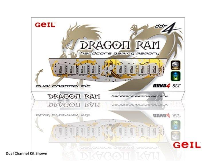 Geil Dragon 2