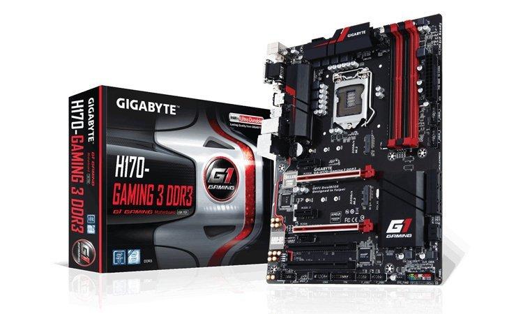 Gigabyte H170-Gaming D3 1