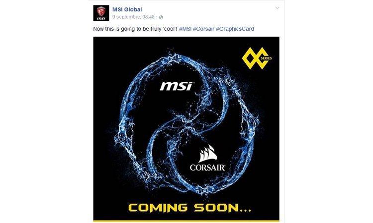 MSI Teasing Facebook