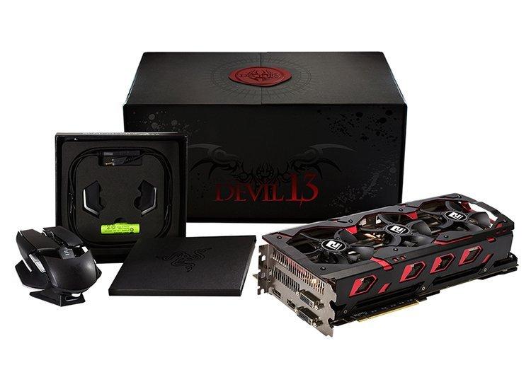 PowerColor R9 390 X2 Devil 13 1