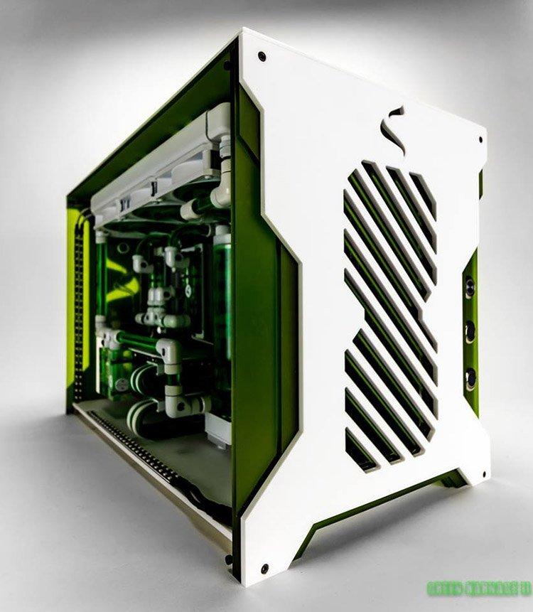 Snef Computer Design Green Carnage II 1