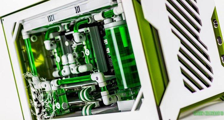 Snef Computer Design Green Carnage II 3