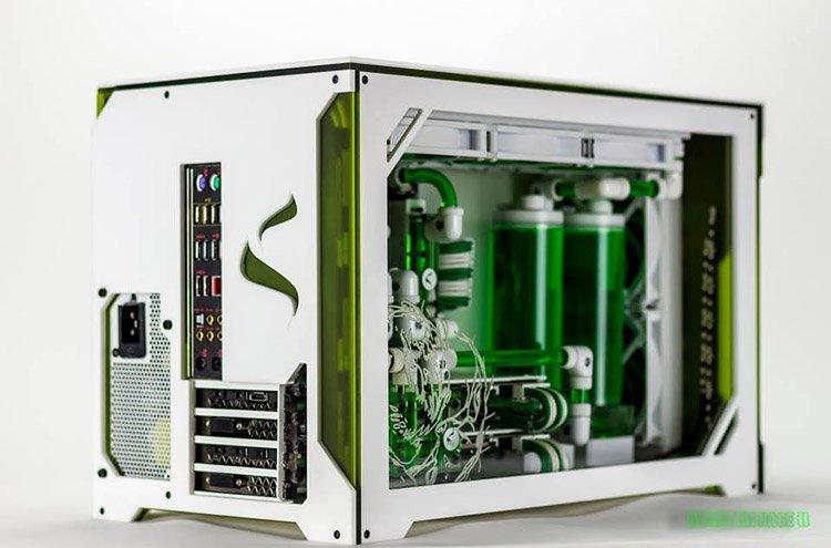 Snef Computer Design Green Carnage II 4