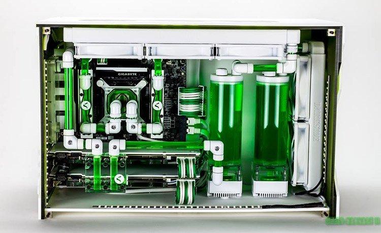 Snef Computer Design Green Carnage II 6