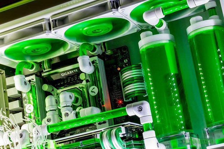 Snef Computer Design Green Carnage II 7