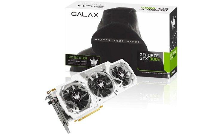 Galax GTX 980 Ti HOF