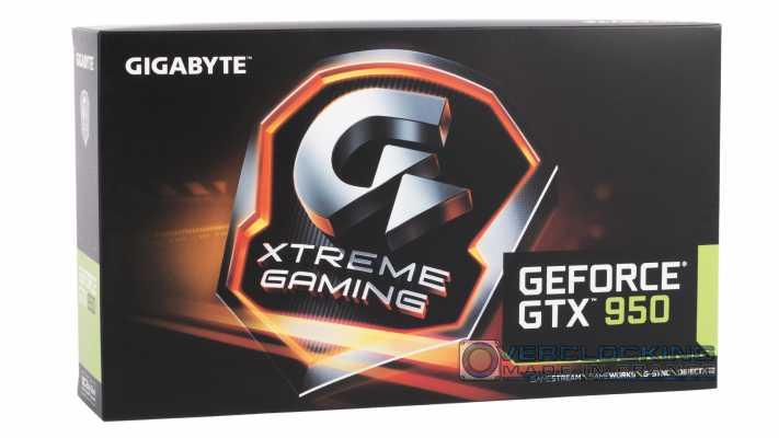 Gigabyte GTX 950 Xtreme gaming 1