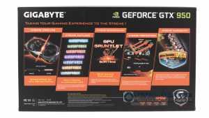 Gigabyte GTX 950 Xtreme gaming 2