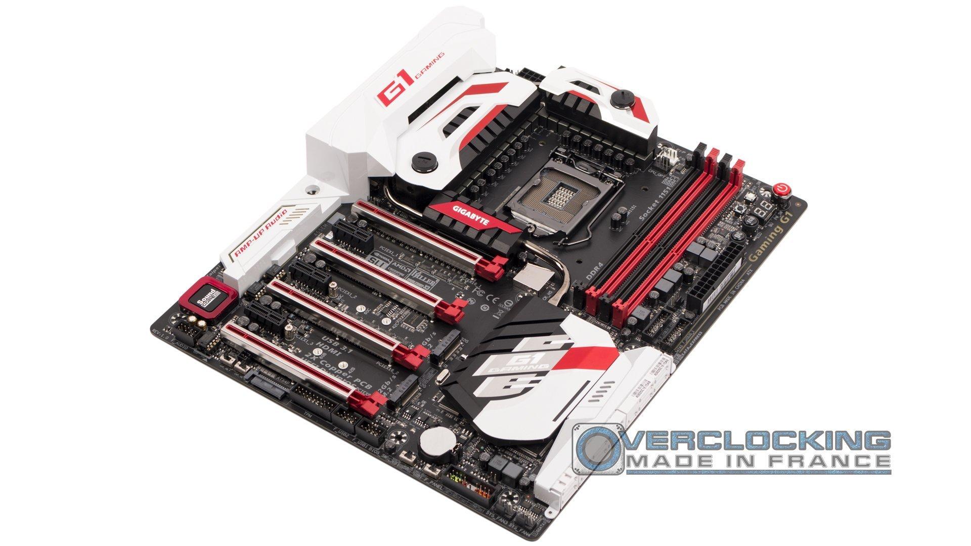 Gigabyte Z170X Gaming G1 9