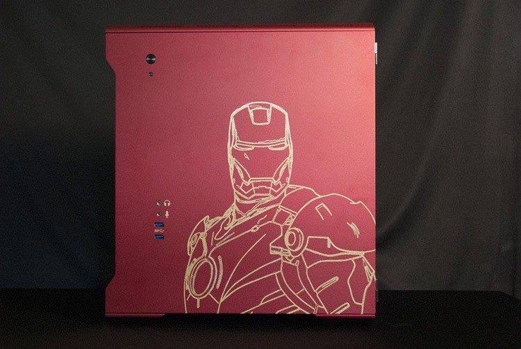 Iron Man Mod 3