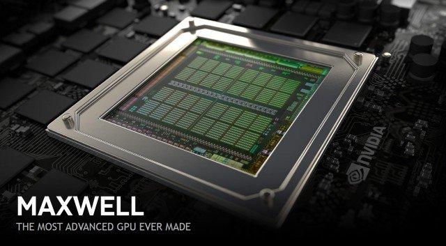 Nvidia GPU Maxwell