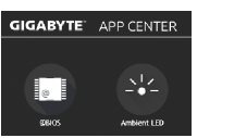 Z170X Gaming G1 app_center