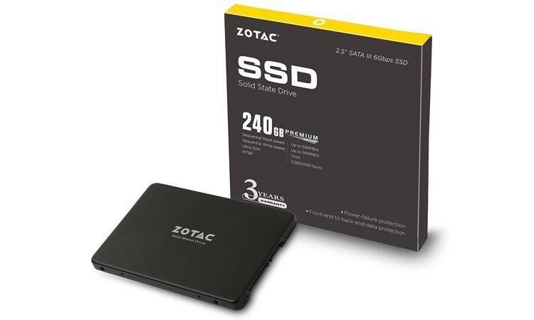 Zotac SSD Premium