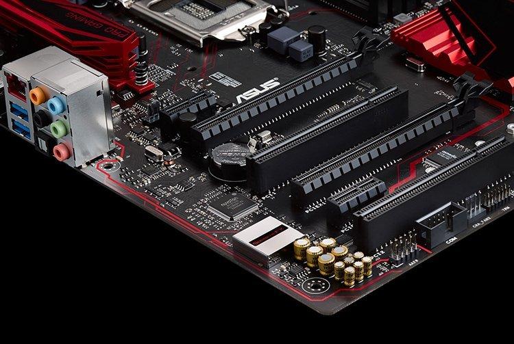 ASUS B150 Pro Gaming-Aura 2