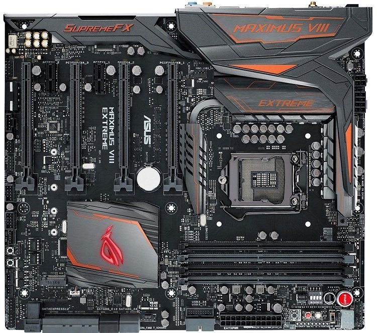 ASUS ROG Maximus VIII Extreme Assembly 2
