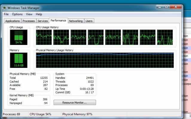 Black Ops 3 RAM