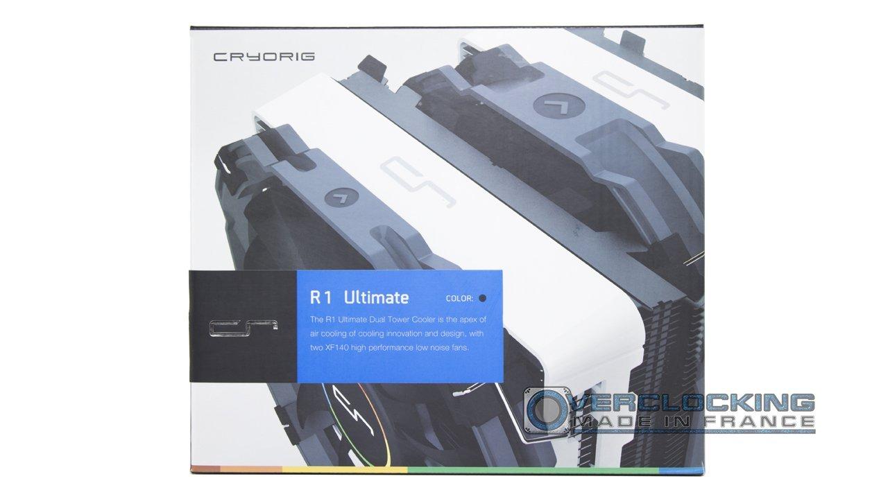 Cryorig R1 Ultimate boîte 3