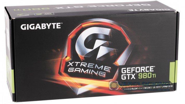 Gigabyte GTX 980 Ti WaterForce Xtreme Gaming 1