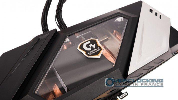 Gigabyte GTX 980 Ti WaterForce Xtreme Gaming 17