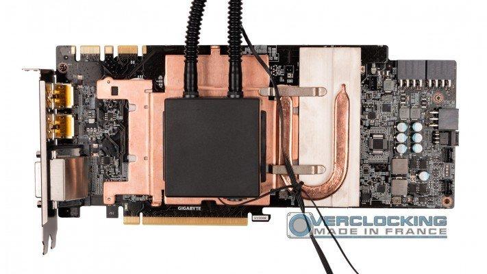 Gigabyte GTX 980 Ti WaterForce Xtreme Gaming 19