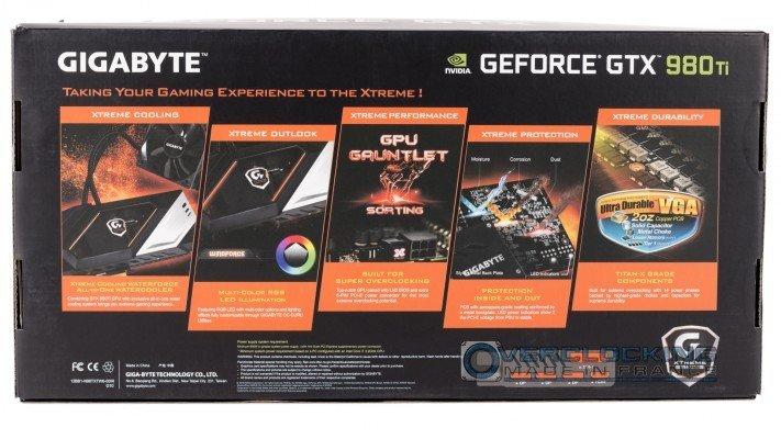 Gigabyte GTX 980 Ti WaterForce Xtreme Gaming 3