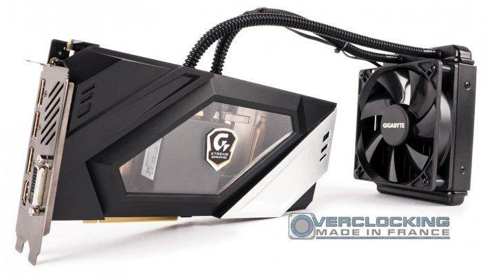 Gigabyte GTX 980 Ti WaterForce Xtreme Gaming 5