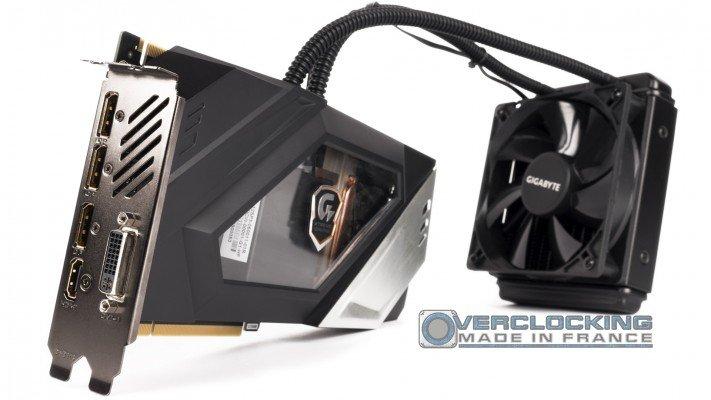 Gigabyte GTX 980 Ti WaterForce Xtreme Gaming 6