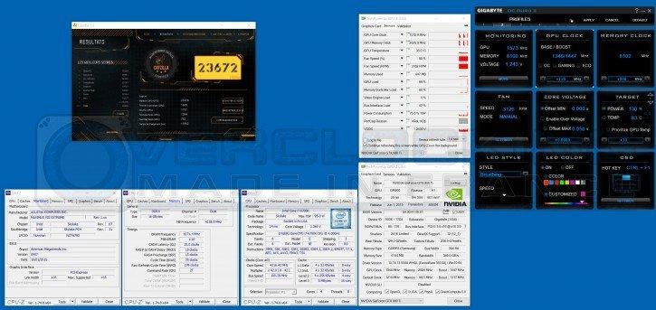 Gigabyte GTX 980 Ti WaterForce Xtreme Gaming oc cat