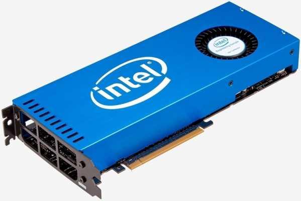Intel Xeon Phi - Knights Hill