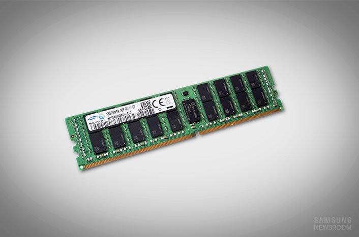 Samsung DDR4 128 Go