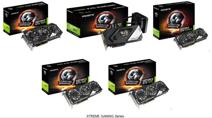 Xtreme Gaming Series Gigabyte