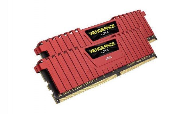 Corsair Vengeance LPX 2x4 Go DDR4