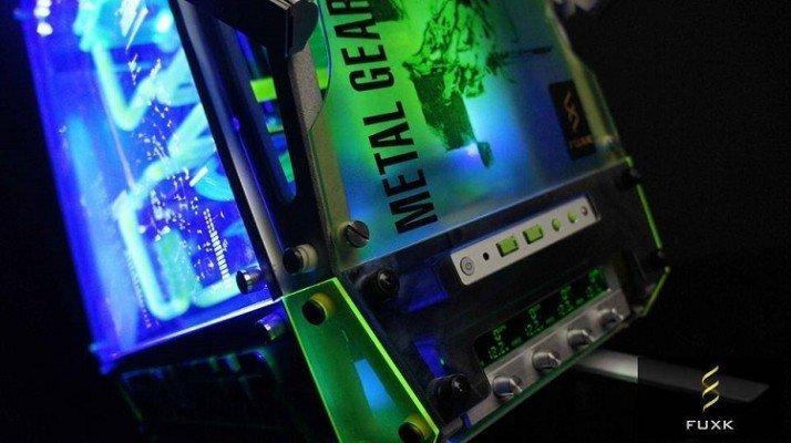 Mod Metal Gear FUXK 5