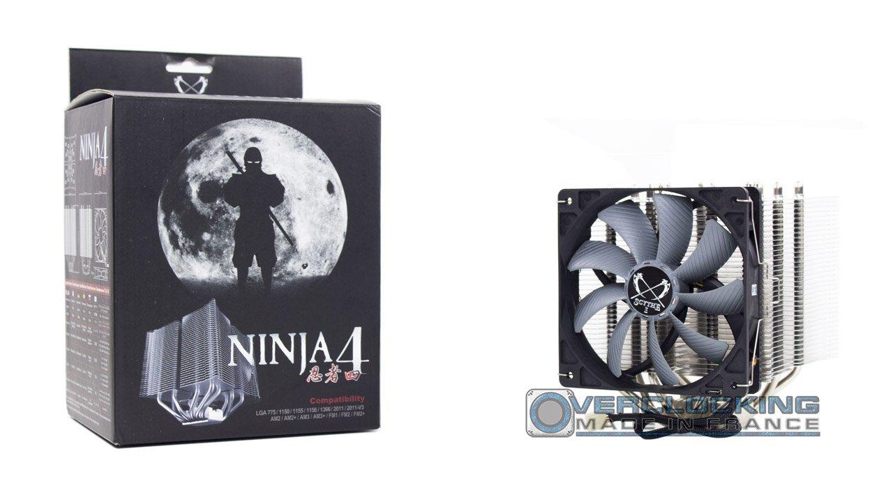 Scythe Ninja 4 Intro