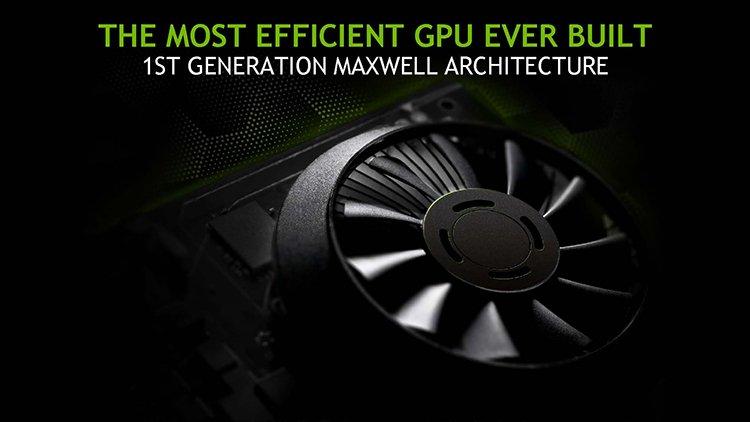 nVidia Maxwell GM107