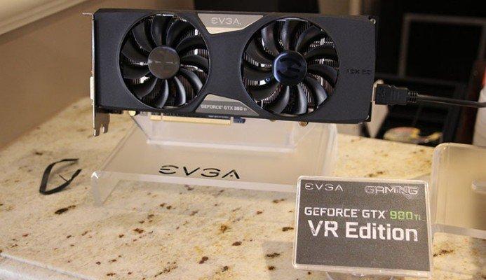 EVGA GTX 980 Ti VR Edition 1