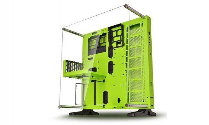 Thermaltake Core P5 Green Edition 2