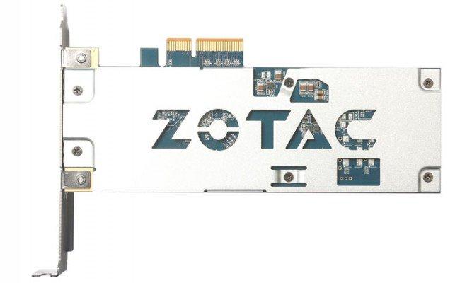 Zotac Sonix PCIe 2