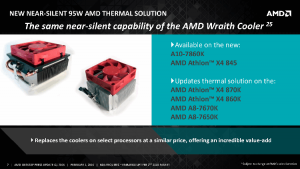 AMD APU new cooler