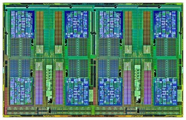 AMD Opteron 6300 Die