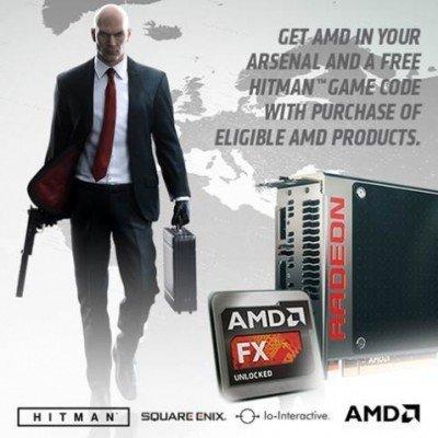 Bundle AMD Hitman